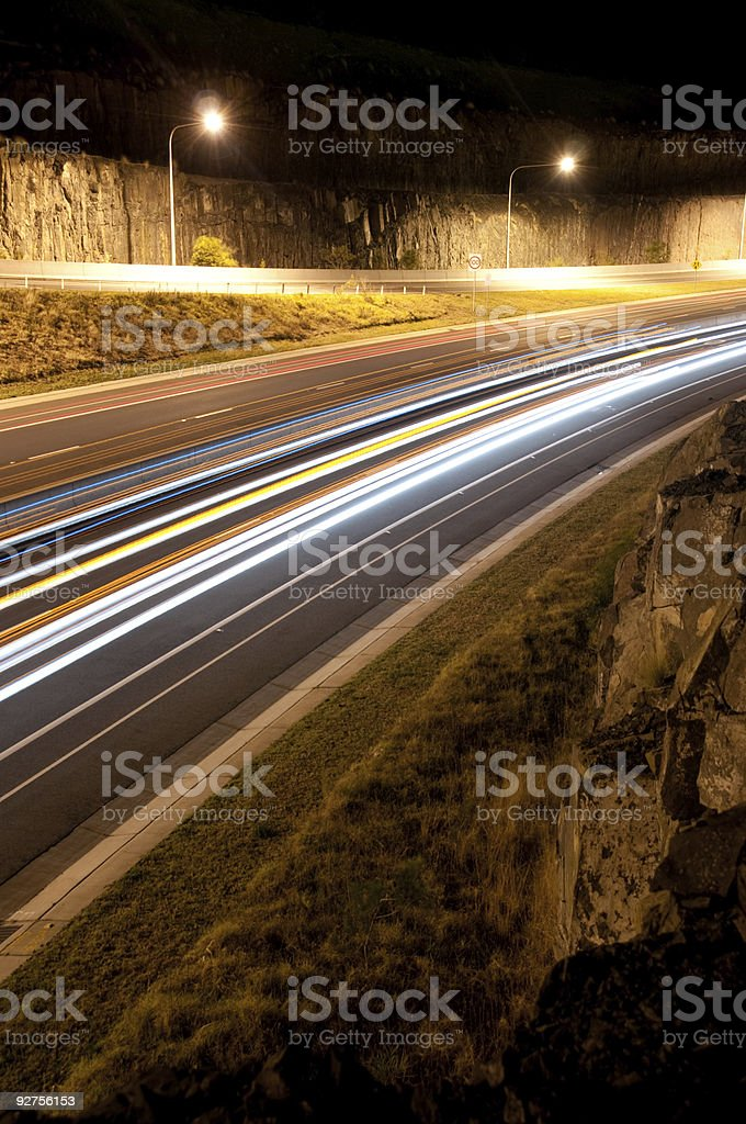 The Traffic Series royalty-free stock photo