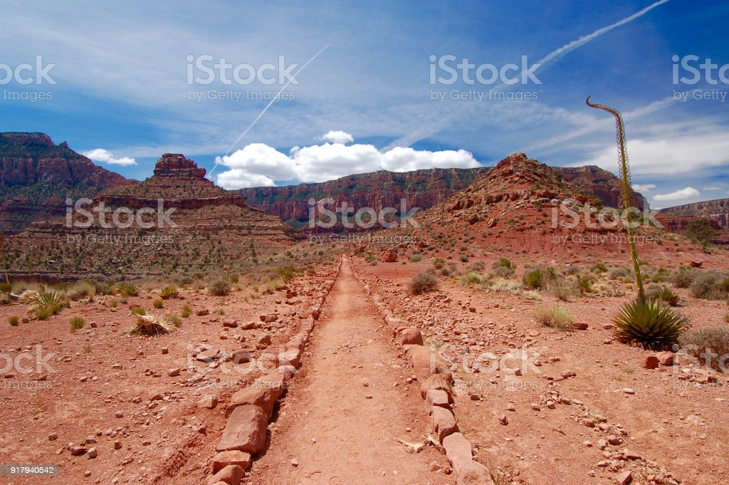 The Trail Ahead Stock Photo - Download Image Now - iStock