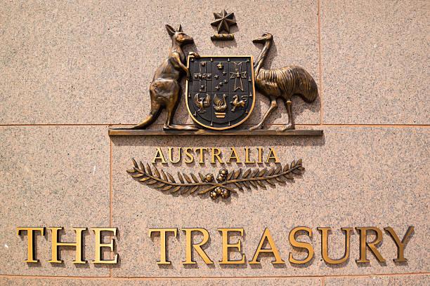 El tesoro, Australia - foto de stock