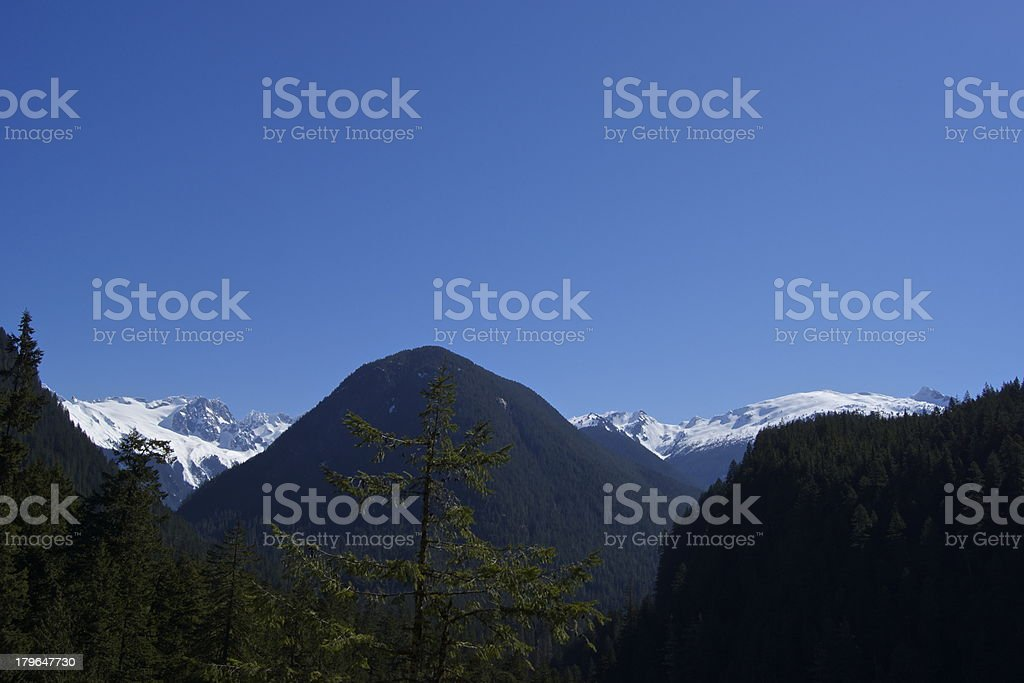 The Triad royalty-free stock photo