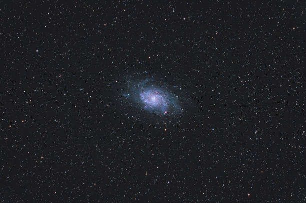 The Triangulum Galaxy – Foto