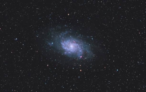 Der Dreiecksnebel (Messier 33) – Foto