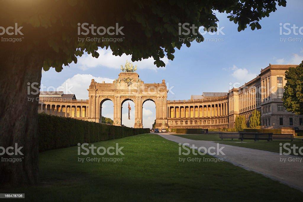 Le Memorial Arch à Bruxelles, Belgique - Photo