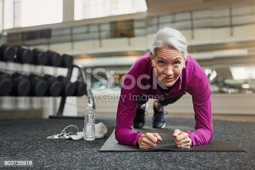 istock The true definition of fit and fierce 803735918