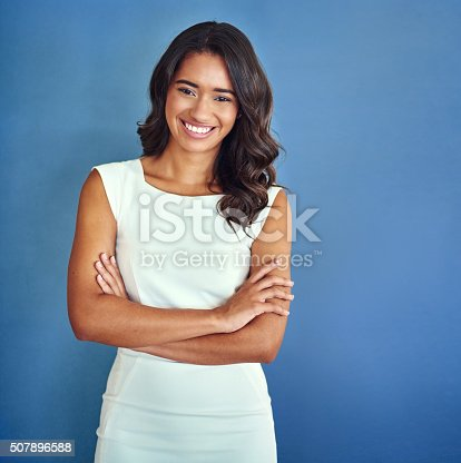 507896586istockphoto The ultimate successful businesswoman 507896588