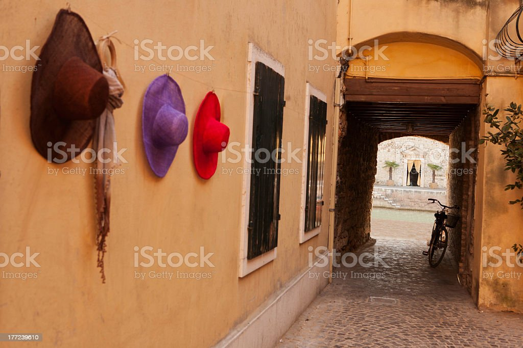 The underpass royalty-free stock photo