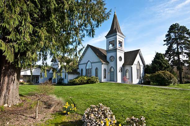 united methodist church (1884) - jeff wood stock-fotos und bilder