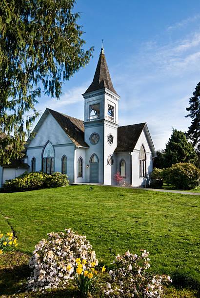 United Methodist Church (1884) stock photo