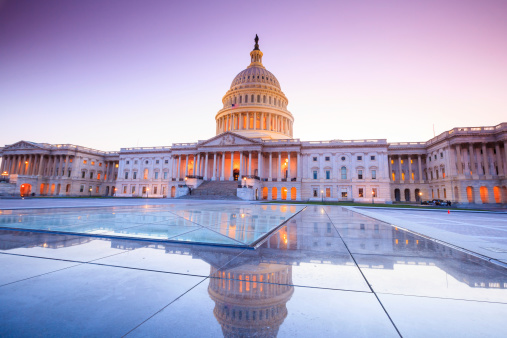 The United States Capitol Building Stock Photo - Download Image Now