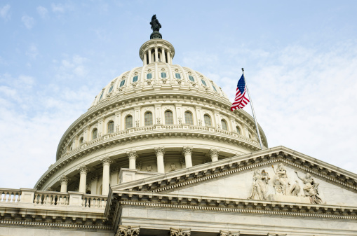 The United States Capitol Building Washington Dc Stock Photo - Download Image Now