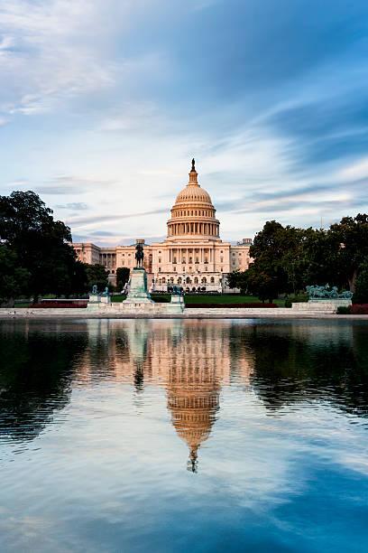 United States Capitol Gebäude, Washington, DC – Foto