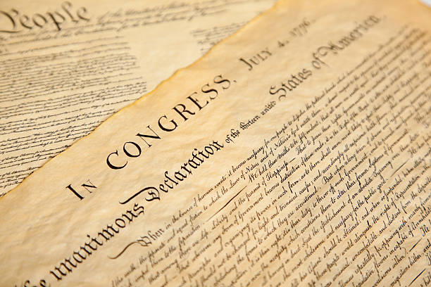 Royalty free declaration of independence pictures images and stock the united states declaration of independence stock photo publicscrutiny Gallery