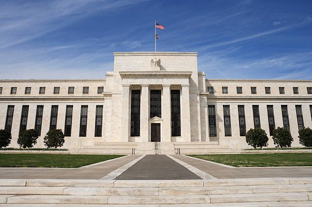 The United States Federal Reserve in Washington, DC