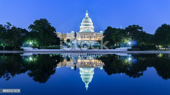 istock The United Statues Capitol Building. 669332528
