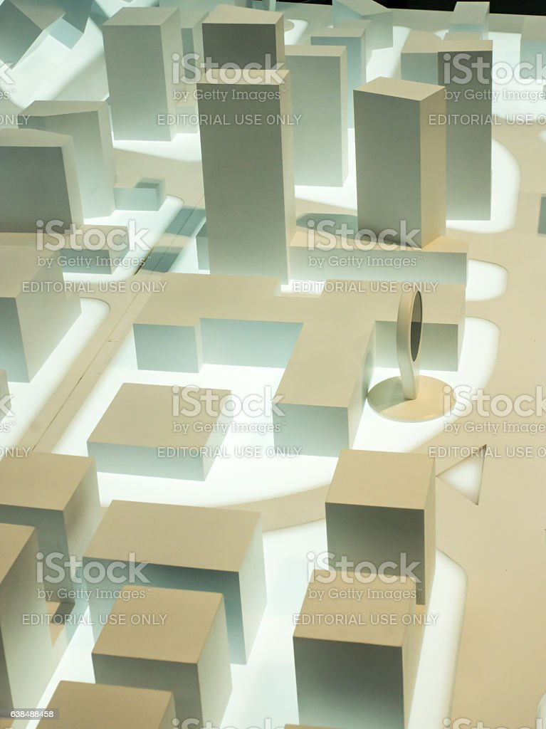 The Urban Future? stock photo