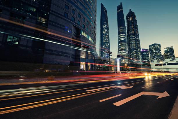 der Stadtverkehr – Foto