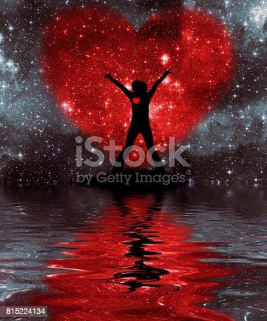 815224118 istock photo The Valentine's day 815224134