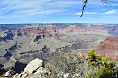 The vast Grand Canyon national Park