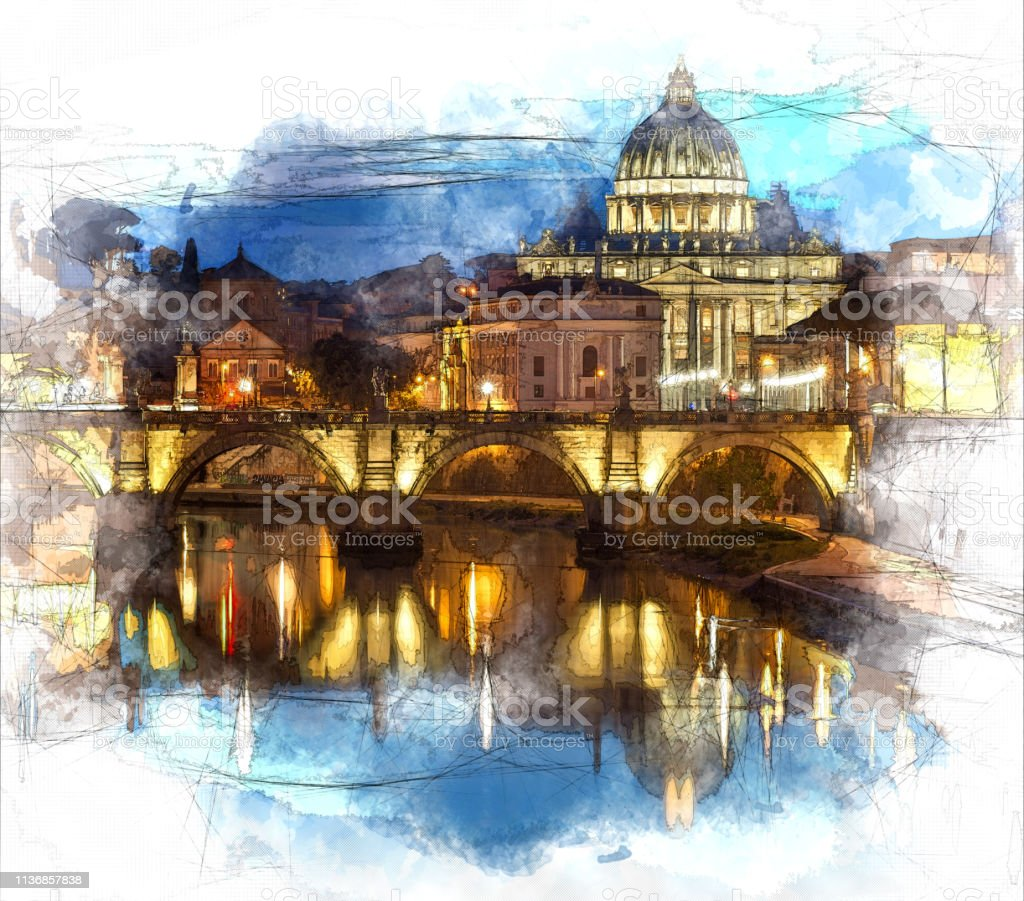 Le Vatican, Rome - Photo