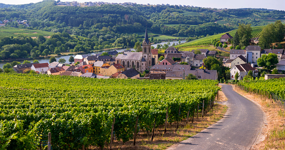 The Village of Ahn, Luxembourg