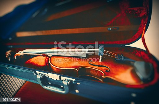Classical musical string instrument