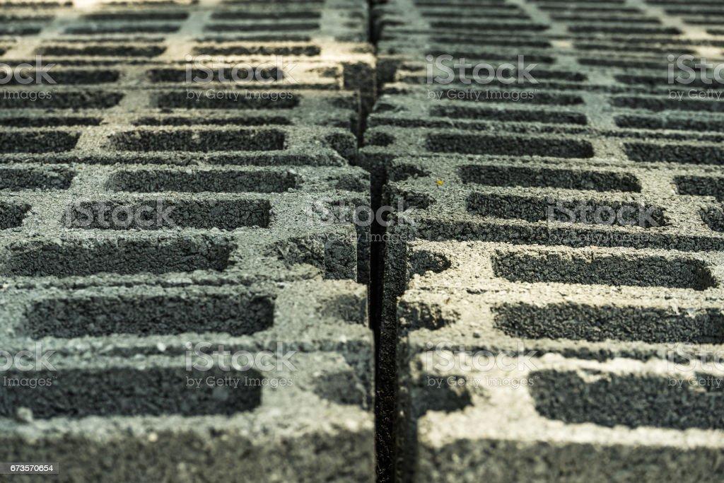 The waiting bricks. royalty-free stock photo
