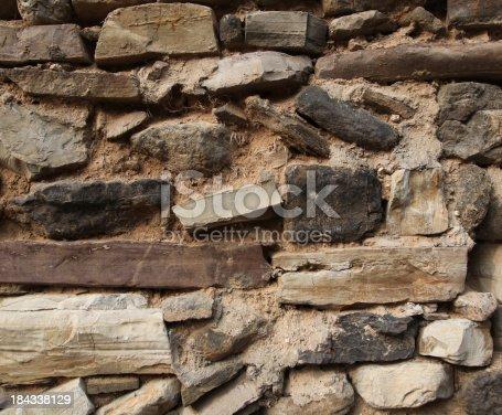 istock The wall 184338129