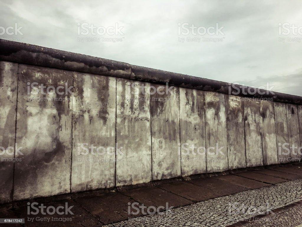 Die der Wall – Foto