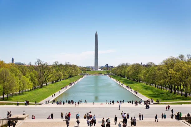Das Washington Monument in Washington, D.C. – Foto