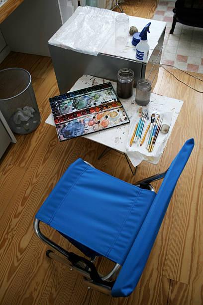 le watercolorist - palais buccal photos et images de collection
