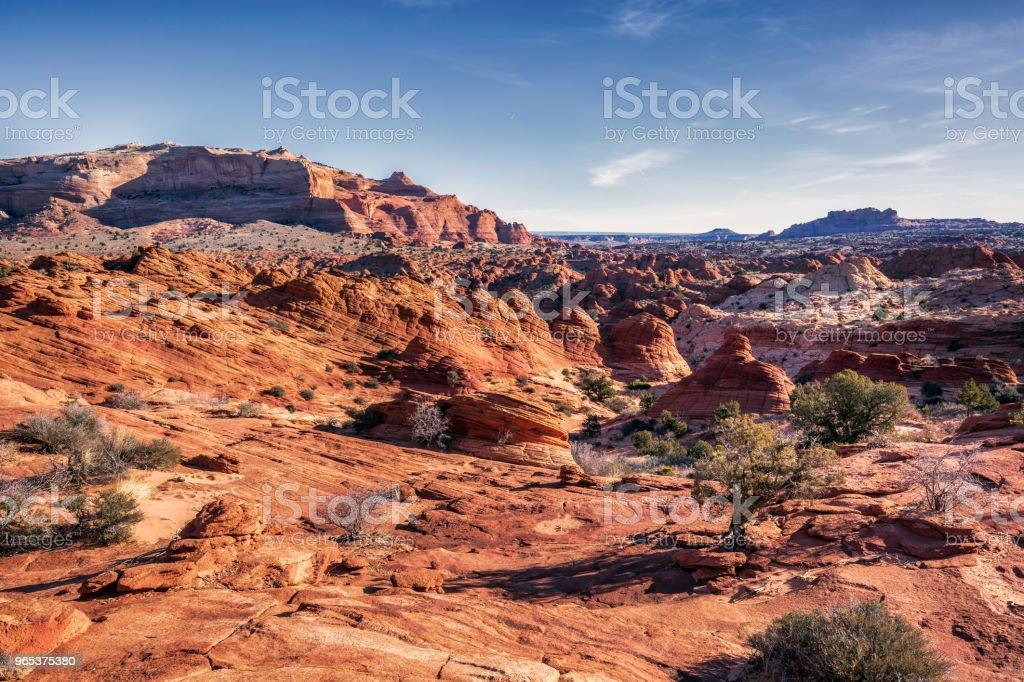 The Wave Arizona zbiór zdjęć royalty-free