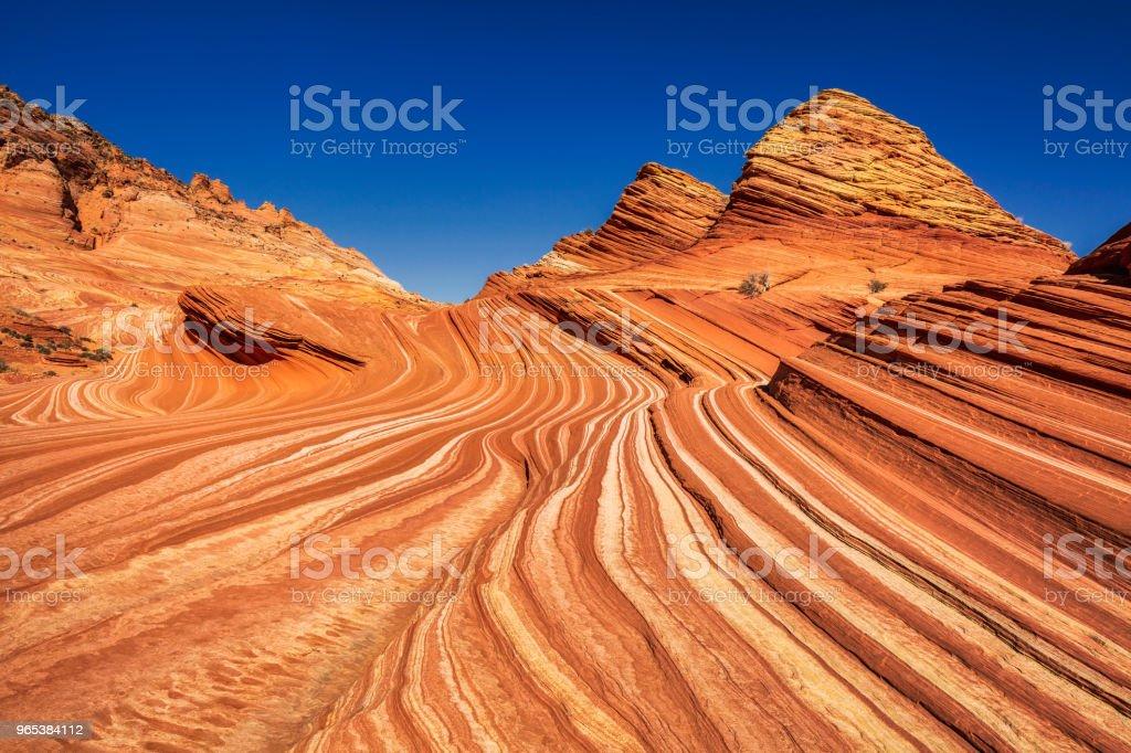 波亞利桑那州 - 免版稅亞利桑那州圖庫照片