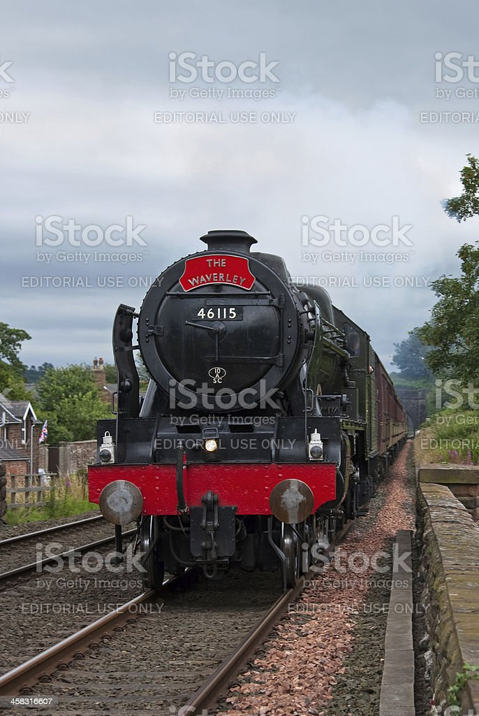 The Waverley stock photo
