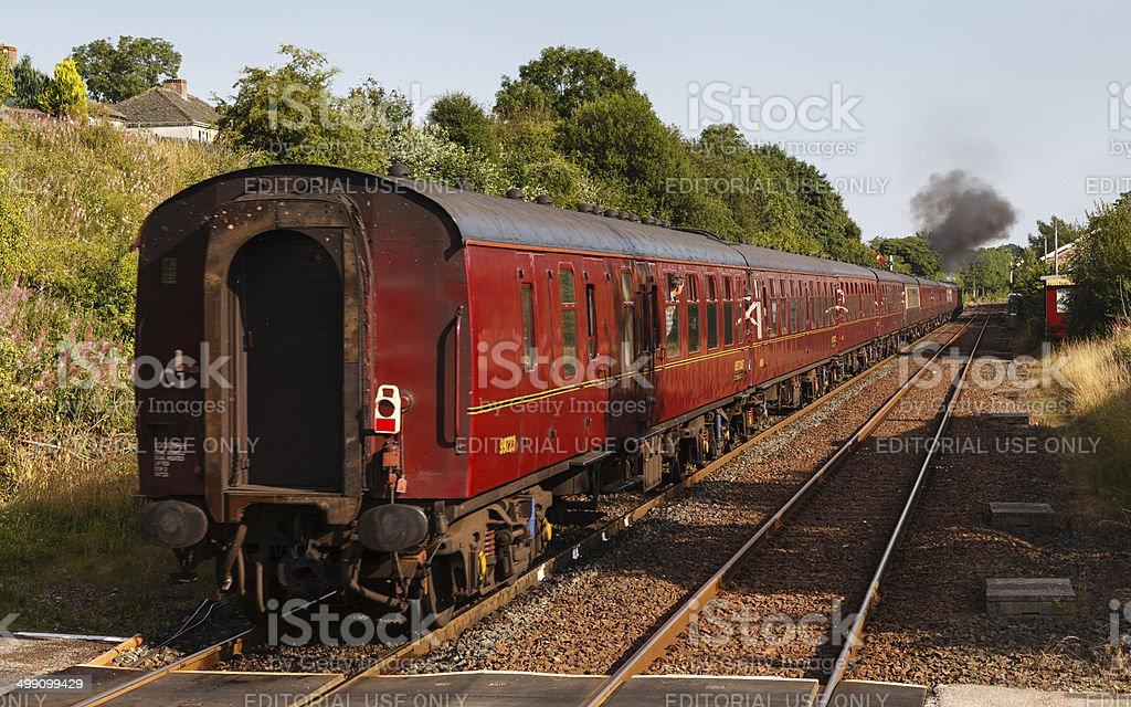 The Waverley stock photo