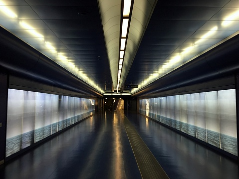 The Way Forward Underground Stock Photo - Download Image Now