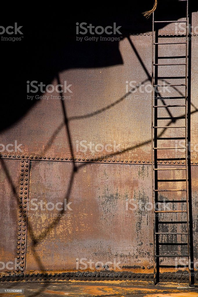 the way out royalty-free stock photo