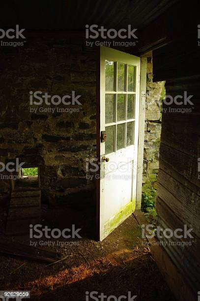 The Way Out Stock Photo - Download Image Now
