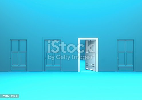 istock The way to success 598703602