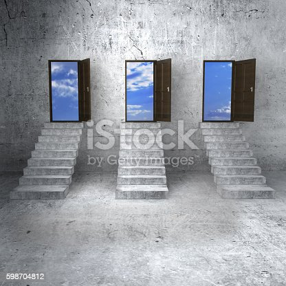 513735180istockphoto The way to success 598704812