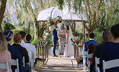 istock The wedding everyone's been waiting for 1254036550