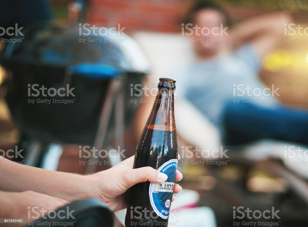 The weekend is just getting started stock photo
