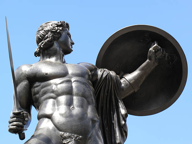 an analysis of the achilles humanity and heroism in greek mythology Analysis of the iliad: achilles – he embodies the greek ideal of a great noble hero his humanity is shown in his deep love for his family.