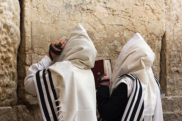 zawodzenie ściana w jerozolimie. - judaizm zdjęcia i obrazy z banku zdjęć
