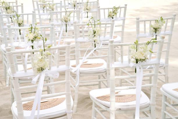 The white chiavari chairs setup for modern beach wedding venue with picture id942287182?b=1&k=6&m=942287182&s=612x612&w=0&h= kjdhuw 1o6spqbha4 gjgutpmgvqcblud6txbku4ek=