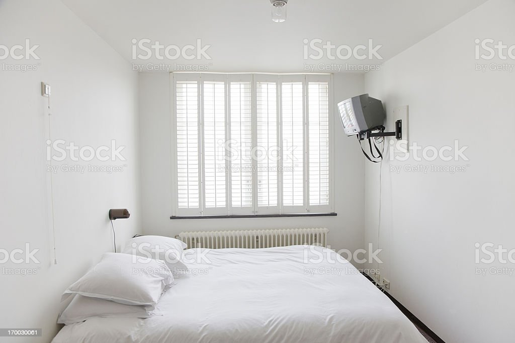 The White Room royalty-free stock photo
