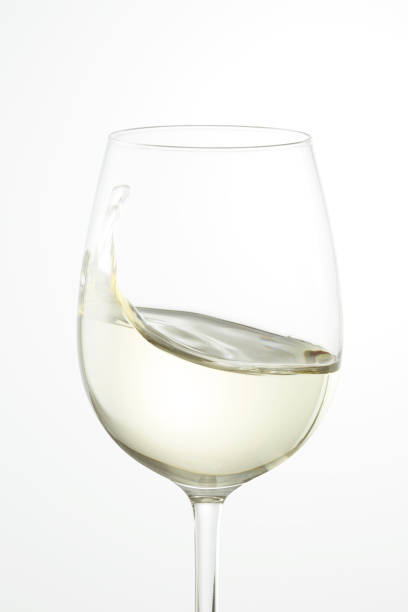the white wine on white the white wine on white white wine stock pictures, royalty-free photos & images