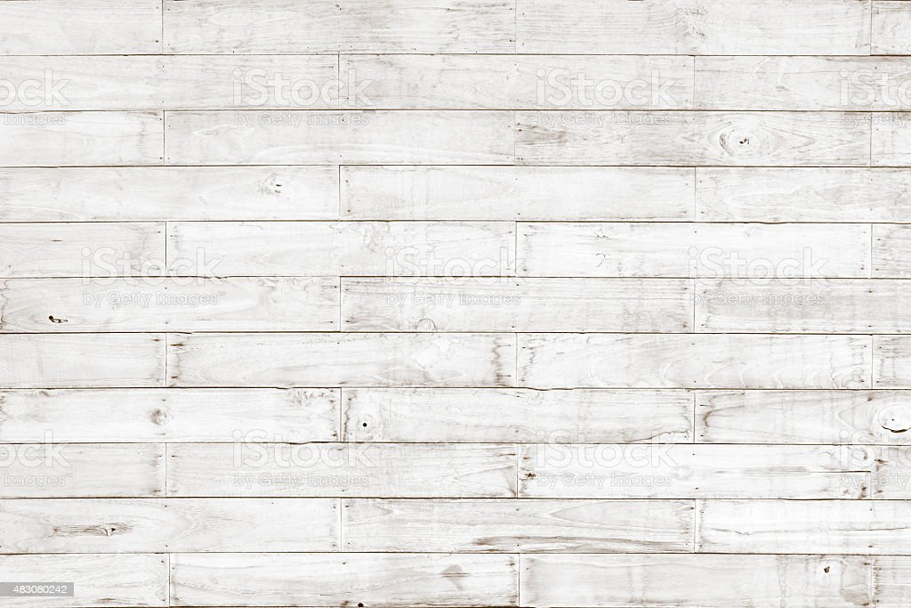 The White Wood Texture With Natural Patterns Background ...