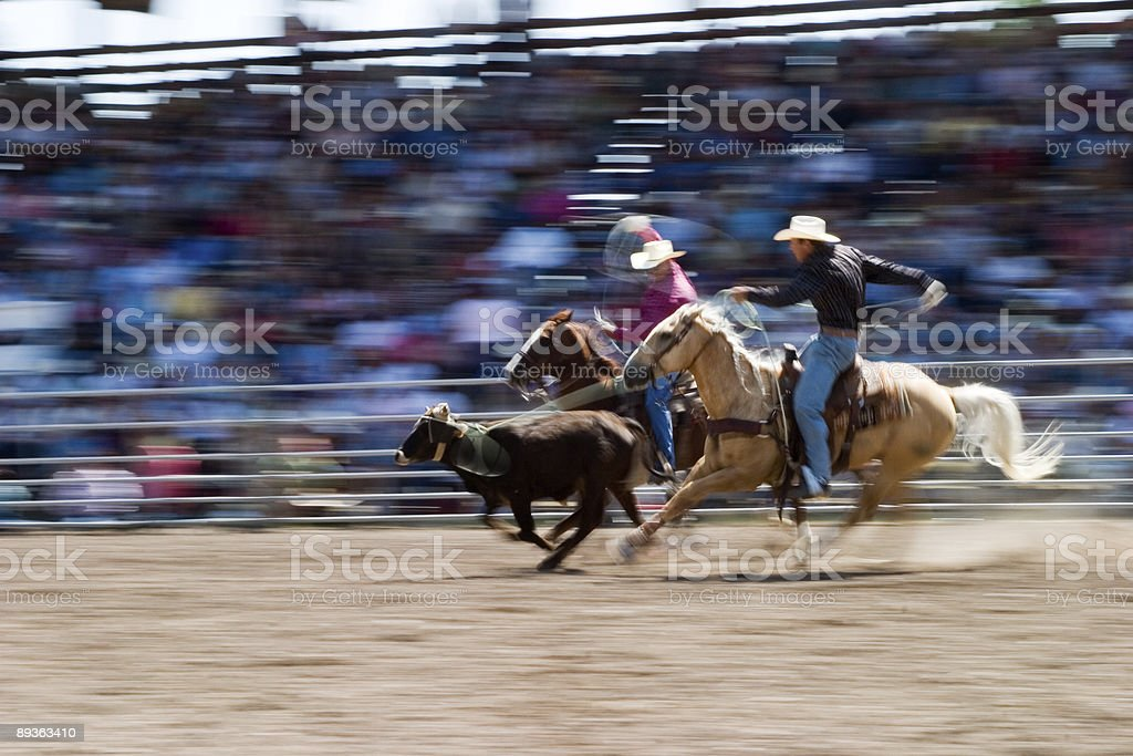 The Wild West! stock photo