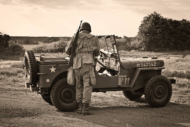 The Willys MB US Army Jeep
