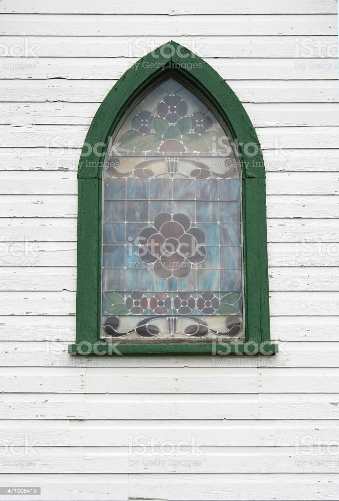 The Window royalty-free stock photo